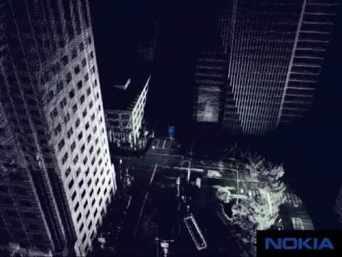 Nokia HERE Lidar