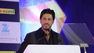Shah Rukh Khan announces Lux Cozi as Title Sponsor of Zee Cine Awards 2014