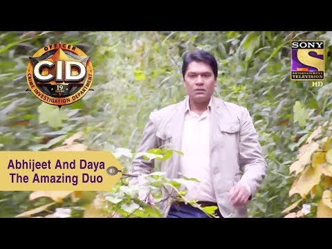 Your Favorite Character | Abhijeet And Daya – The Amazing Duo | CID