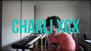 1 NIGHT MURA MASA CHARLI XCX MCPHERSON COVER