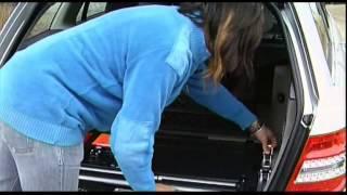 Наши тесты - Mercedes C-classe, универсал (2008)