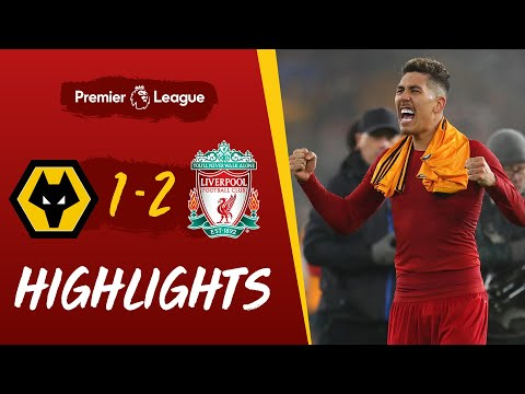 Firmino fires home a dramatic winner | Wolves 1-2 Liverpool: Highlights
