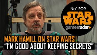Mark Hamill on Star Wars -