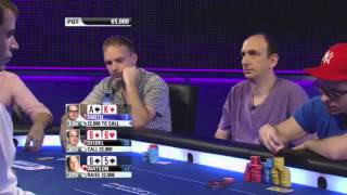 Luckiest poker player ever! Part 1of2 thumbnail