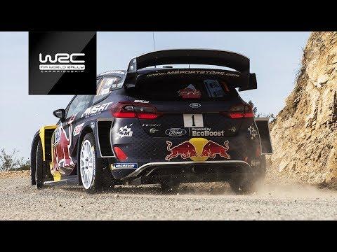 WRC - Corsica linea - Tour de Corse 2018: Best of Action!