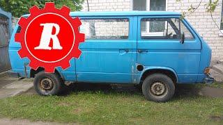 простые штуки - Ремонт глушителя (VW T3)(, 2014-05-07T04:16:13.000Z)