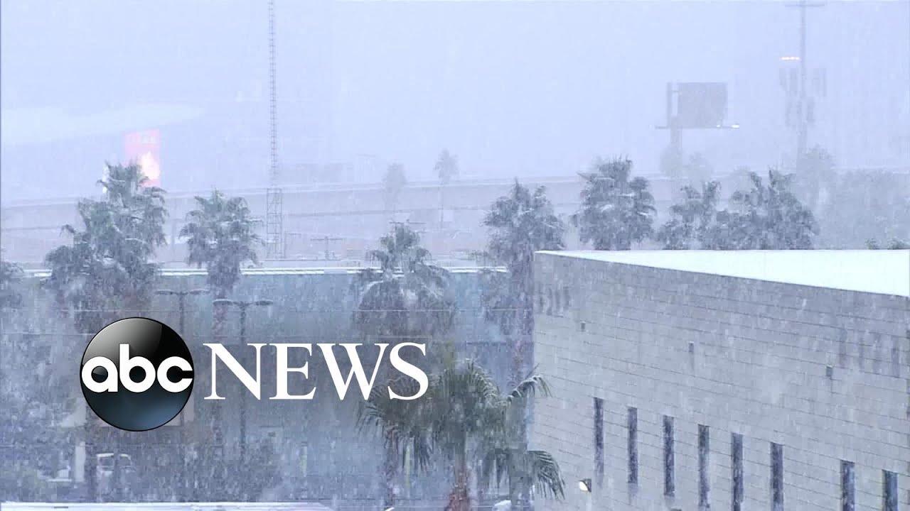 Winter Storm Closes Roads in California, Nevada and Arizona | The ...