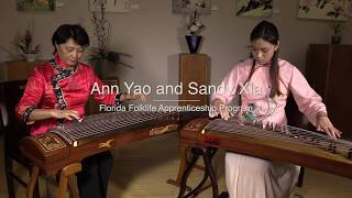 Song of Flower Drums by Ann Yao & Sandy Xia