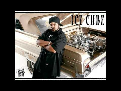 Ice Cube - Gangsta Rap Made Me Do It - Instrumental