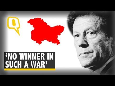 'Is the World Prepared for the Worst?': Imran Khan on Kashmir Issue | The Quint