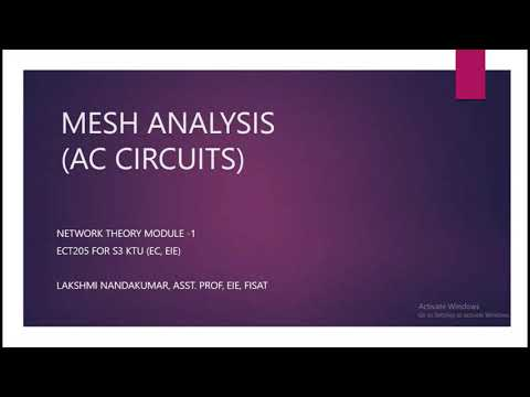 ELECTRIC CIRCUITS - PART 9 | 3 PHASE CIRCUITS | NLC | TNEB | TRB EXAM 2020 | EEE | ECE | IN TAMILиз YouTube · Длительность: 34 мин49 с