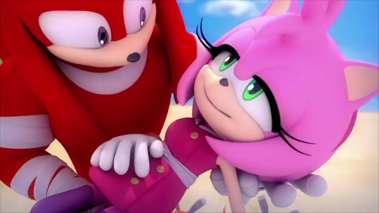 Соник Бум - 1 сезон - Сборник серий 31-40   Sonic Boom
