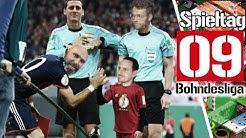 9. Spieltag der Fußball-Bundesliga in der Analyse | Saison 2019/2020 Bohndesliga
