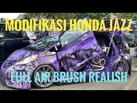 Honda Jazz Best Air Bush By Potlot Jogja Youtube