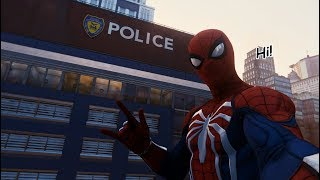 Every Spider-Cop Conversation Dialogue - Marvel