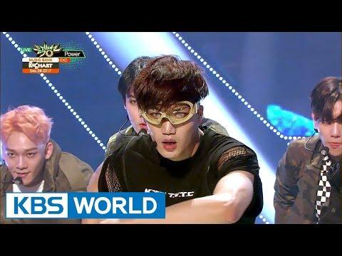 [Music Bank K-Chart] 2nd Week of September - EXO , Lee  GIKWANG (2017.09.08)