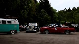 Tour de Nostalgie 2014 Oldtimer-Rallye Trittau