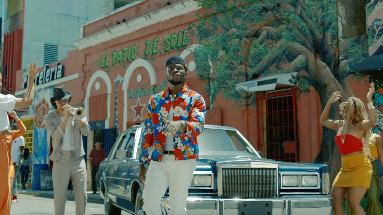Fuse ODG – Island (Official Video) OUT NOW