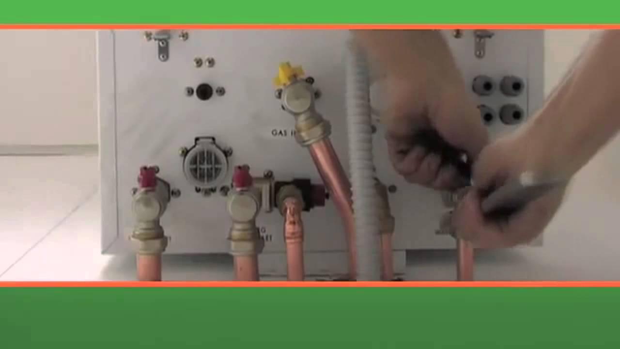инструкция по монтажу настенных газовых котлов