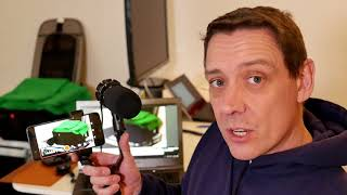 Mobile and wireless streaming. NDI Spark and NDI smartphone review.