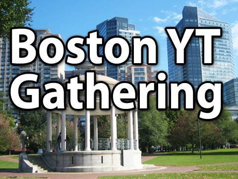 Killing Horses, And The Boston YouTube Gathering!