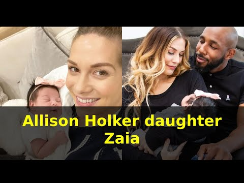 Allison Holker And Stephen 'tWitch' Boss Have One Adorable Daughter Zaia