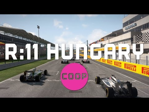 HB8DB10 S04E35 F1 2014 Co-op Championship Race 11 Hungary