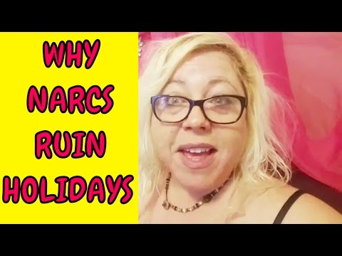 Narcissists and Holiday Chaos: Why they cause drama and how to deal
