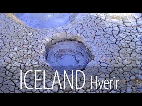 Amazing Devil´s kitchen Namafjall - ICELAND / Úžasná Ďáblova kuchyně Námafjall - ISLAND