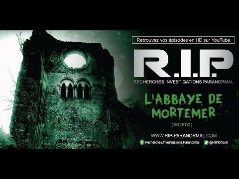 Chasseurs de Fantômes #RIP : L'abbaye de Mortemer