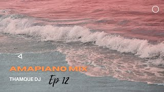 Amapiano Live Mix Ep1 ThamQue DJ | 2021 New Songs
