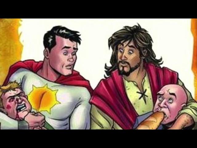 "DC Comics Releasing a ""Jesus Christ"" Comic Book?!"