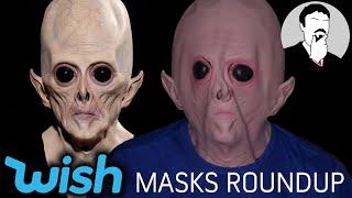 Wish Halloween Masks Spectacular | Ashens
