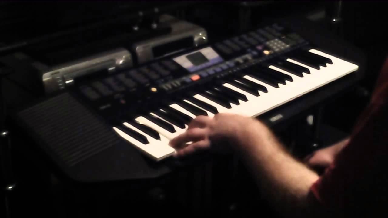 Yamaha psr 78 keyboard 100 accompaniment styles part 3 5 for Yamaha keyboard parts