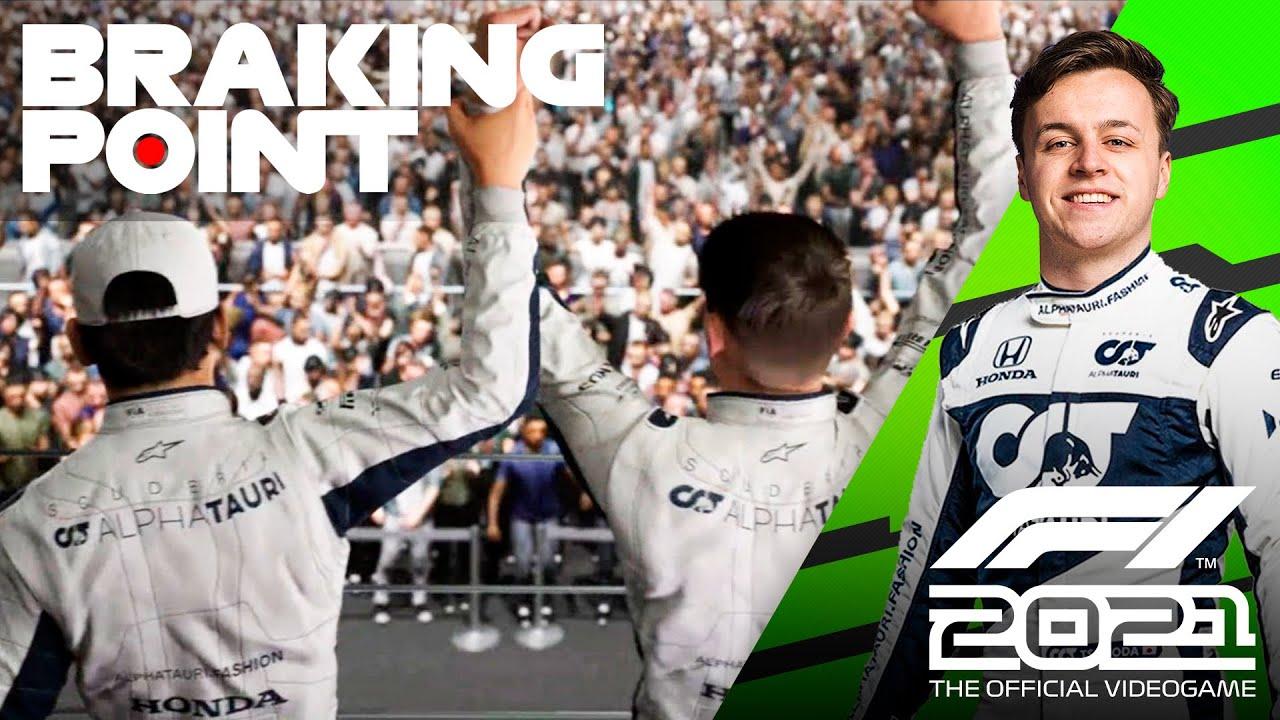 DE ONTKNOPING VAN HET SEIZOEN! -  F1 2021 BRAKING POINT #9
