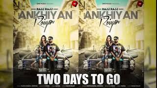 Rajj Rajj Ankhiyan Roiyan ( Motion Poster ) | Mamta Sharma | Bohemia | Rel. on 7th Dec