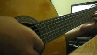 Về đi em guitar