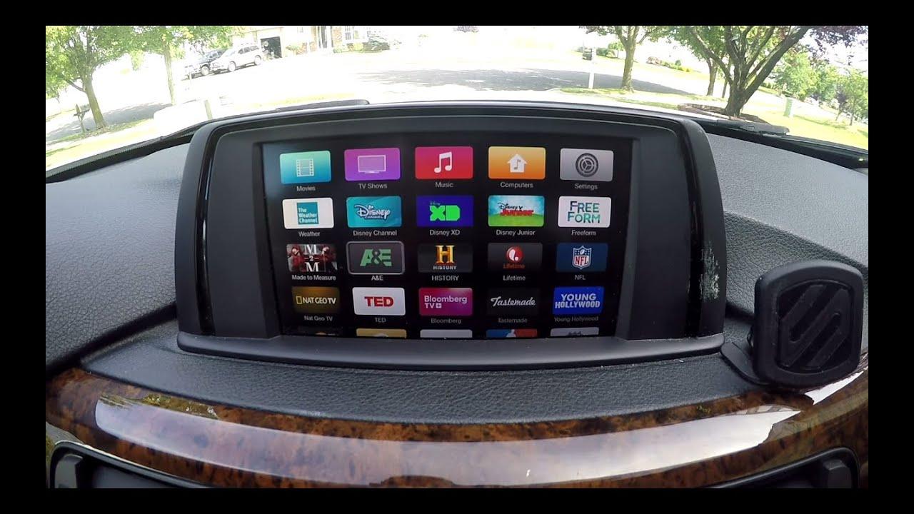 Apple TV in your BMW  In High Definition  - Bimmerfest - BMW Forums