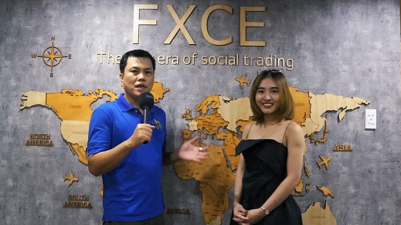 FXCE Trader Exchange | Mạng xã hội đầu tư trung lập và công bằng