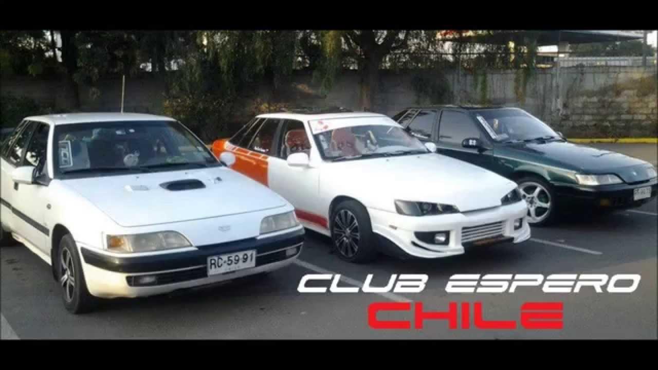 Club Daewoo Espero Chile v1 - YouTube