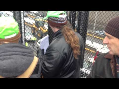 Masshole Confronts I93 Occupy Protesters