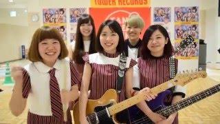 2月13日に佐賀市のタワーレコードで「たんこぶちん」の新アルバム発売記...
