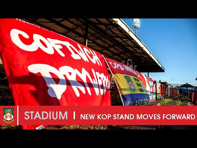 WATCH | Plans for new, 5,000-seat Kop stand take step forward