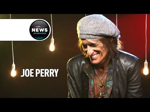 Joe Perry of Aerosmith on Marriage, Keeping the Band Together & Singing