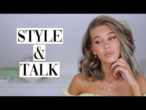 Style & Talk УВЕРЕННОСТЬ В СЕБЕ