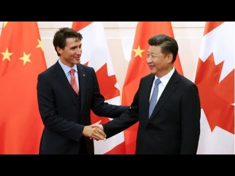 LILLEY UNLEASHED Trudeau bows down to China again over Halifax/Taiwan award