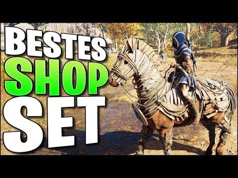 ODYSSEUS PACK - Das beste Set aus dem Assassin's Creed Odyssey ingame Shop thumbnail
