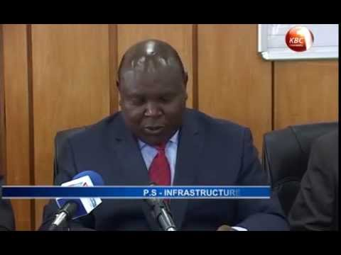 Eldoret-South Sudan road to be rehabilitated