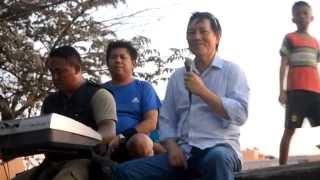 "Lagu Pop Manado ""RINDU NGANA"" oleh Walikota Manado GS Vicky Lumentut"