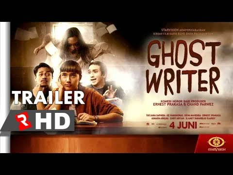 #bioskopindonesia-#horor-#trailer-ghost-writer-(official-trailer-2019)
